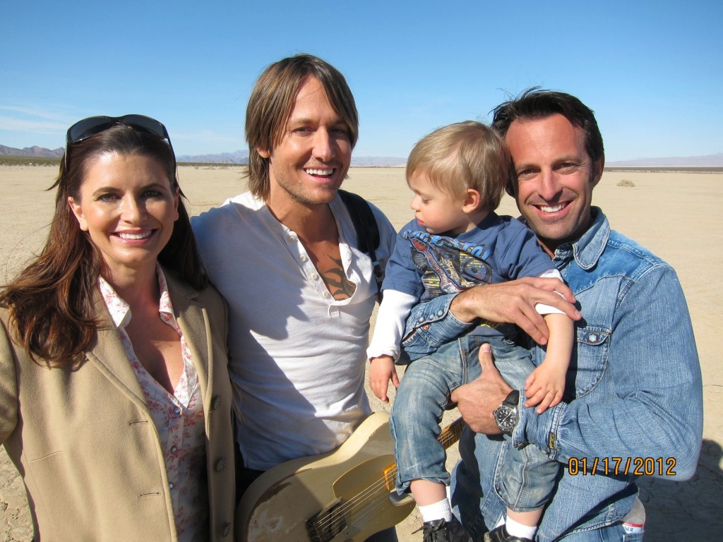 Famous faces beth waugh keith urban for you video shoot m4hsunfo